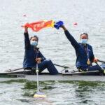 Finale de aur și argint pentru România la Tokyo 2020 FOTO: Federația Română de Canotaj